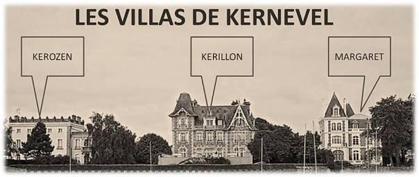 VILLAS DE KERNEVEL